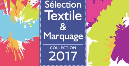 Sélection textile ORIFLAM 2017